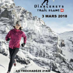 Diableret Trail Blanc