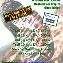 Le trail fort et vert