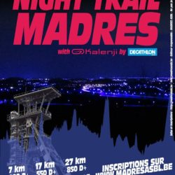 Night Trail Madres