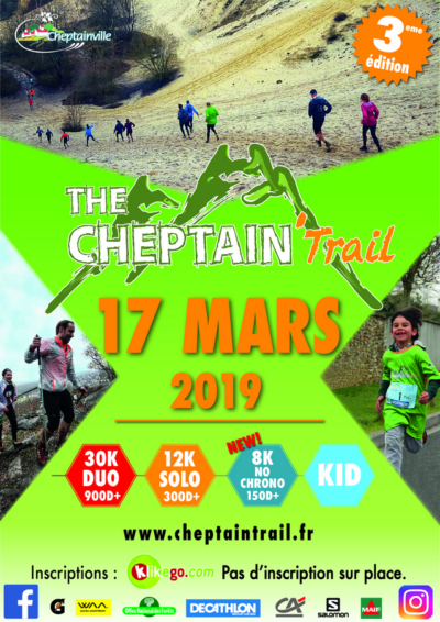 The Cheptain trail