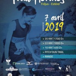 Trail Hermes Estérel Fréjus