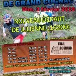 Trail de grand cognac