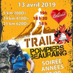 Trail des Pompiers de Beauraing