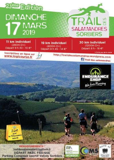 Trail des Salamandres