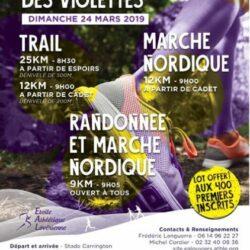 Trail des Violettes