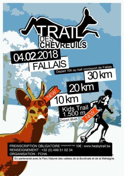 Trail des chevreuils