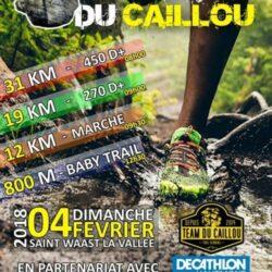 Trail du Caillou