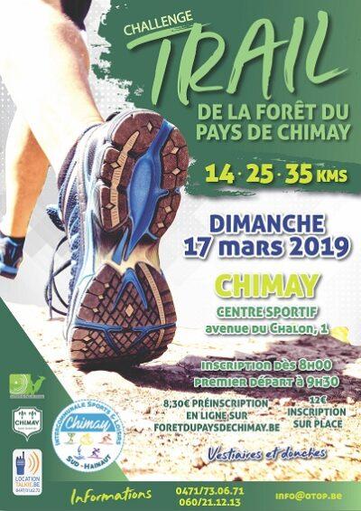 Trail du Centre sportif de Chimay