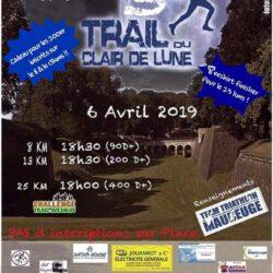 Trail du Clair de Lune