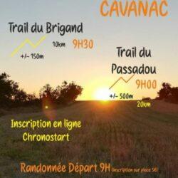 Trail du Passadou