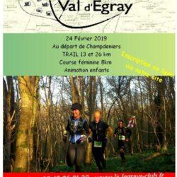 Trail du Val d Egray
