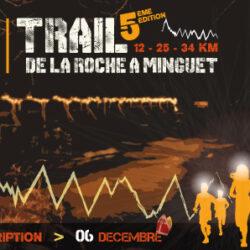 Trail de la Roche à Minguet