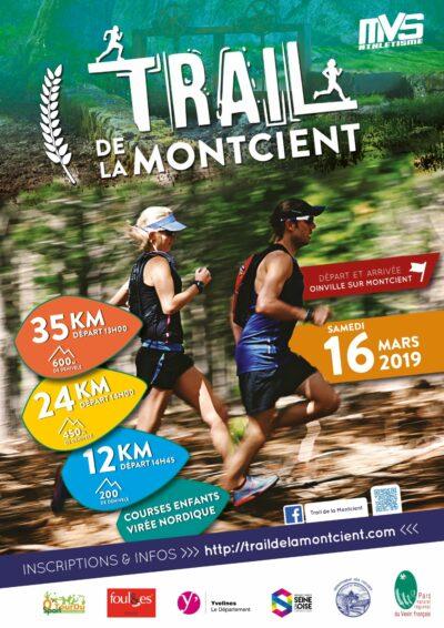 trail de la Montcient
