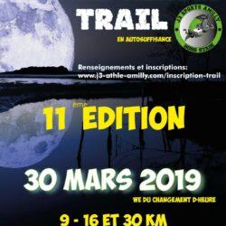 Ame minuit trail