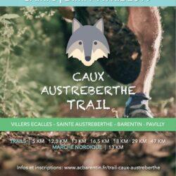 Caux austreberthe trail