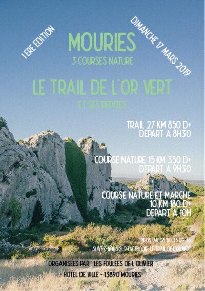 Trail de l or vert