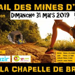 Trail des mines d or