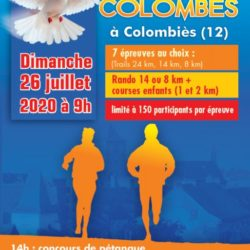 Trail des Colombes