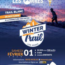Les Orres Winter Trail