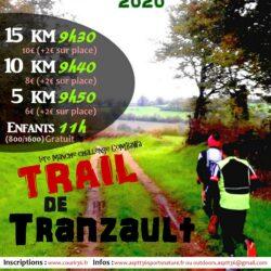 Trail de Tranzault
