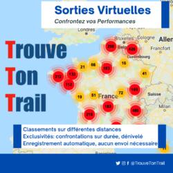 Sortie Virtuelle TrouveTonTrail