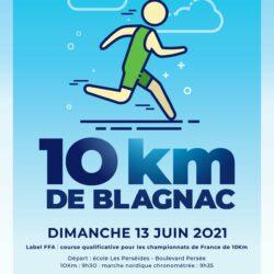 10 kms de Blagnac