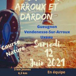 Courir entre Arroux et Dardon