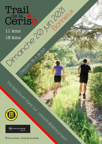 Trail de la Cerise - Bonnieux