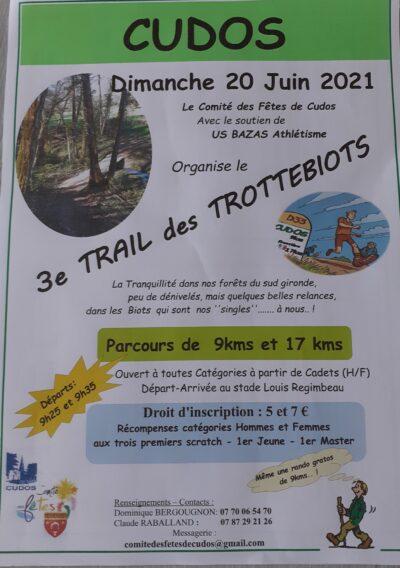 Trail des trottebiots