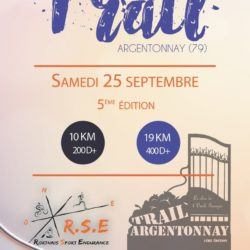 Endurance trail Argentonnay