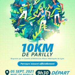 10kms de Parilly